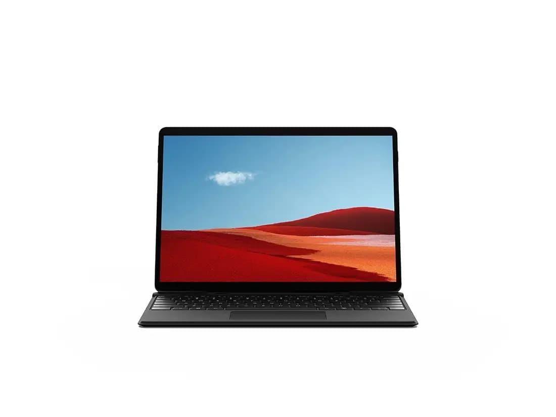 Free Microsoft Surface Pro X Mockup