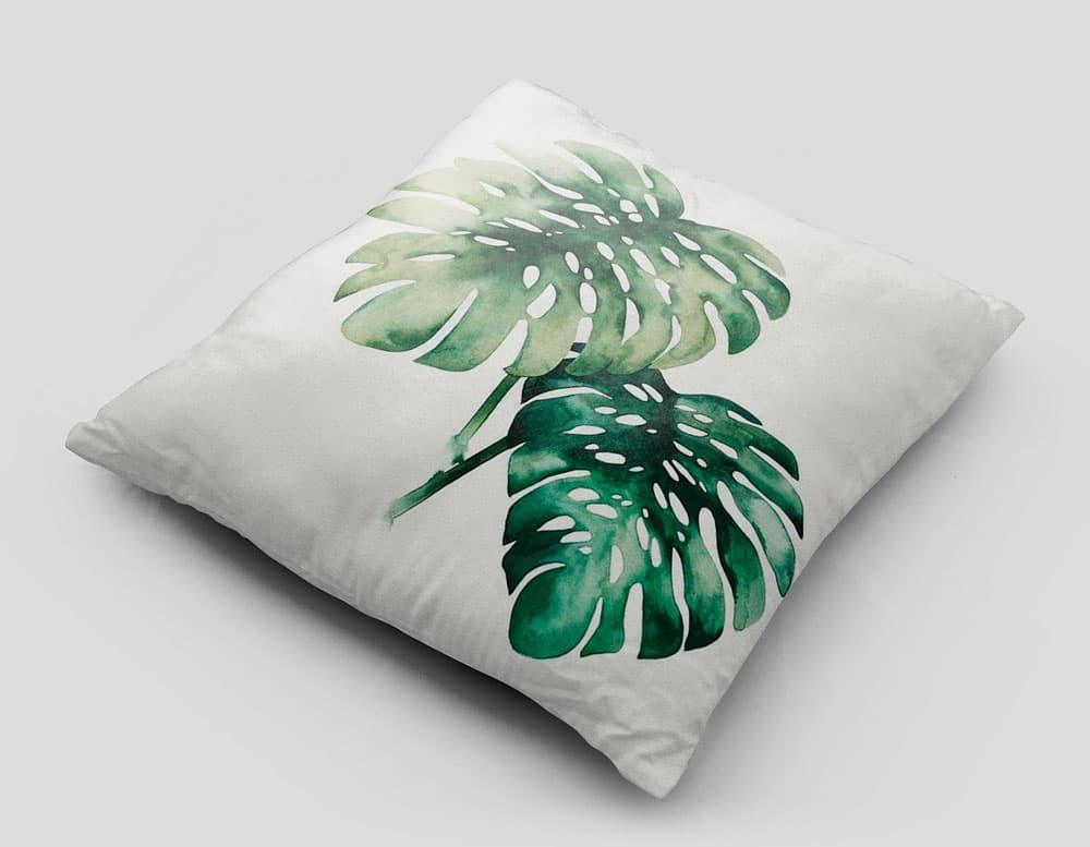 Free Pillow PSD Mockup