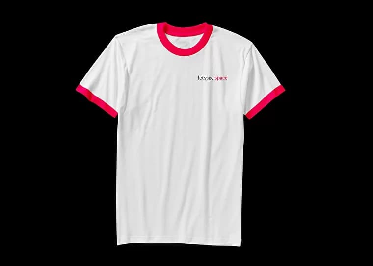 Free Basic T-Shirt PSD Mockup
