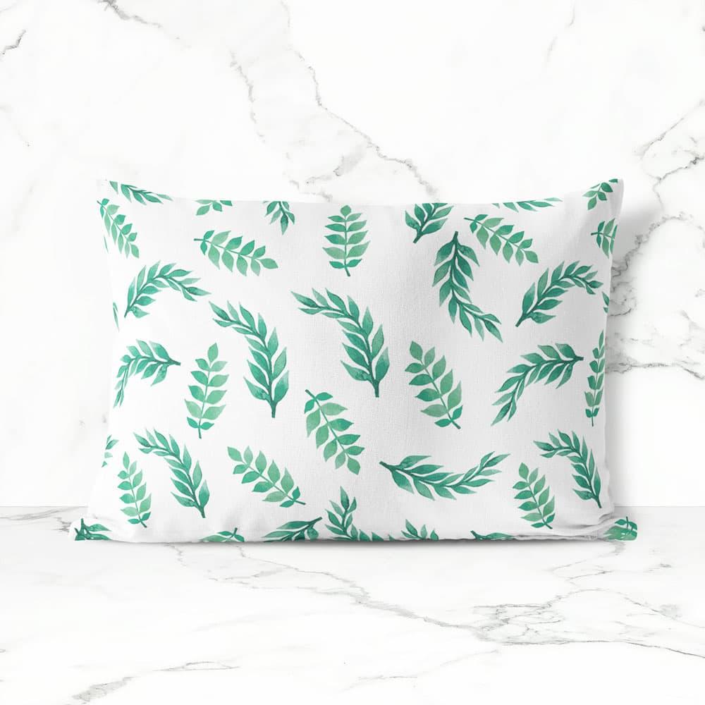 Free Rectangular Pillow PSD Mockup